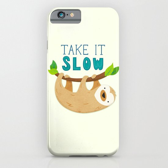 Sloth iPhone & iPod Case