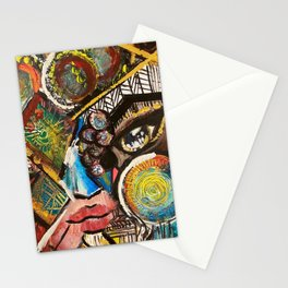 Resist-not Stationery Cards