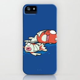 Pokémon - Number 118 and 119 iPhone Case
