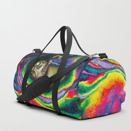 Colors within Duffle Bag