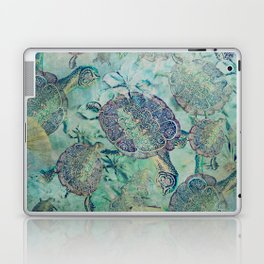 Watery Whimsy Laptop & iPad Skin
