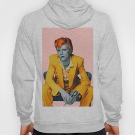 pinky bowie 2 Hoody