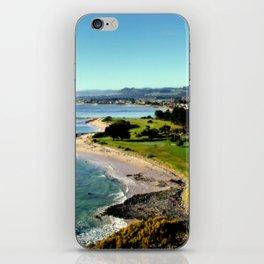 Fossli's Bluff - Tasmania iPhone Skin