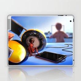 Music fairy Laptop & iPad Skin