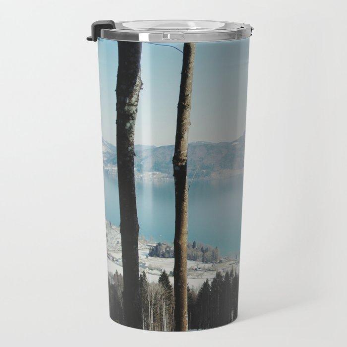 Attersee (13b) Travel Mug