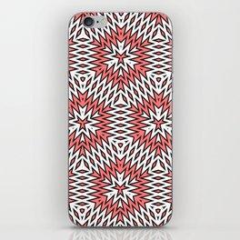 Abstract Geometric Pattern iPhone Skin
