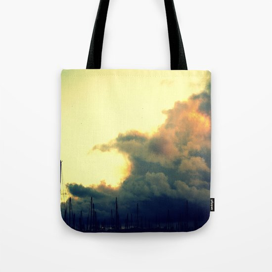 The Creature Tote Bag