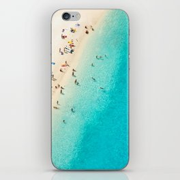 Mediterranean Dreams iPhone Skin