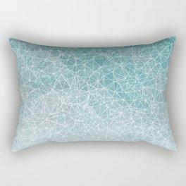 Polygonal A3 Rectangular Pillow