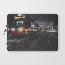 on the right track Laptop Sleeve