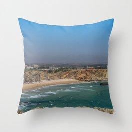 Seaside 13 Throw Pillow