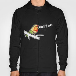 The Early Bird Catches the.... Hoody