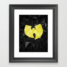 Wu-Tangle Framed Art Print
