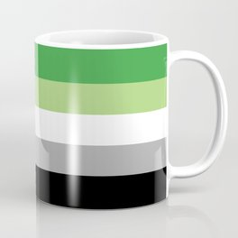 Aro Pride Coffee Mug