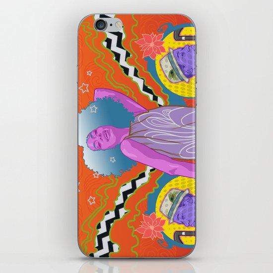 """""""True"""" by Tim Lukowiak iPhone & iPod Skin"""