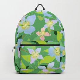 Clematis Vine Backpack