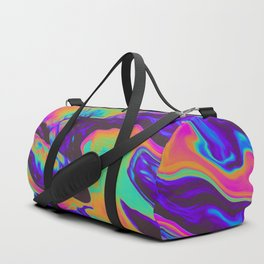 YOU LOOK LIKE YOU'VE BEEN FOR BREAKFAST AT THE HEARTBREAK HOTEL Duffle Bag