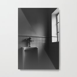 Urinal Cakes Metal Print