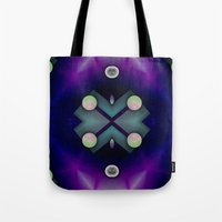 planets Tote Bags featuring Planets by Digital-Art
