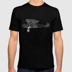 Spirit of St. Louis, 1927 Mens Fitted Tee Black SMALL