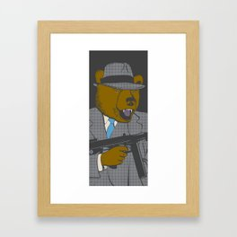 Untouchable California Love Framed Art Print