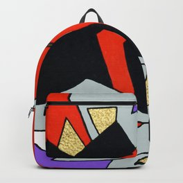 Deco Harley Quinn Backpack