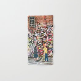 The Art Critics Hand & Bath Towel