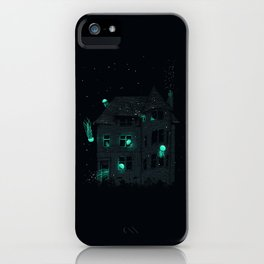 A New Home iPhone Case