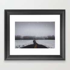 Morning Travels Framed Art Print