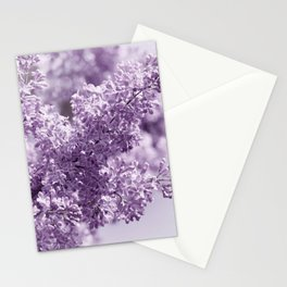 Lilac 166 Stationery Cards