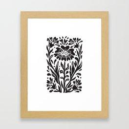 growing things Framed Art Print