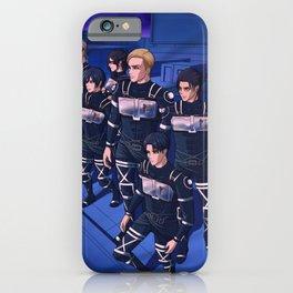 Devils of Paradis iPhone Case