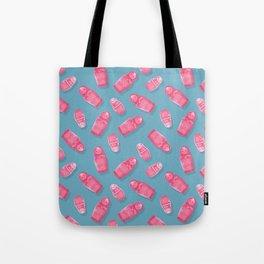 Matryoshka Blue Tote Bag