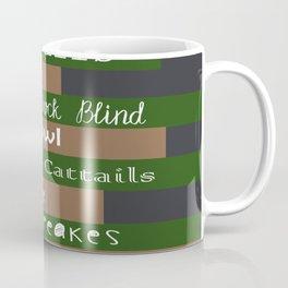 Duck & Goose Hunting Coffee Mug