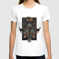 western T-shirts featuring Alchemical Western  by Paul Wolfe