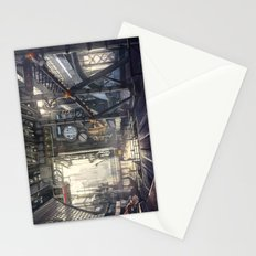 Industrial District Stationery Cards