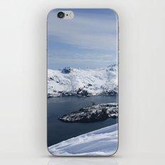Blackstone Bay iPhone & iPod Skin