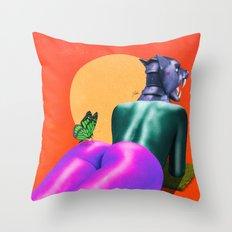 KAT Throw Pillow
