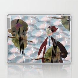 Cellist Laptop & iPad Skin