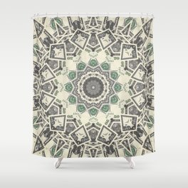 Fifty Fractals Shower Curtain