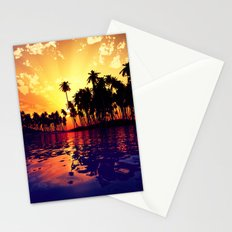 Coconut Island Stationery Cards
