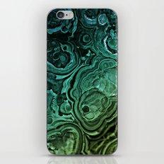 MALACHITE iPhone & iPod Skin