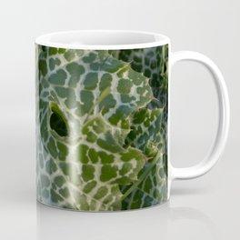 Milk thistle, silybum marianum leaves Coffee Mug