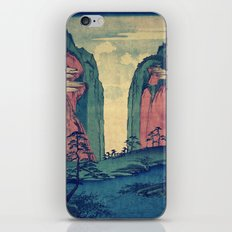 Amazed at Dinyia iPhone & iPod Skin