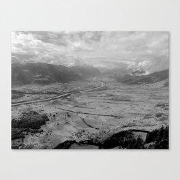 makelite Canvas Print