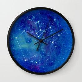 Constellation Sagittarius  Wall Clock