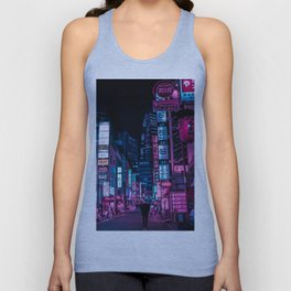 Stranger In The Night Unisex Tank Top