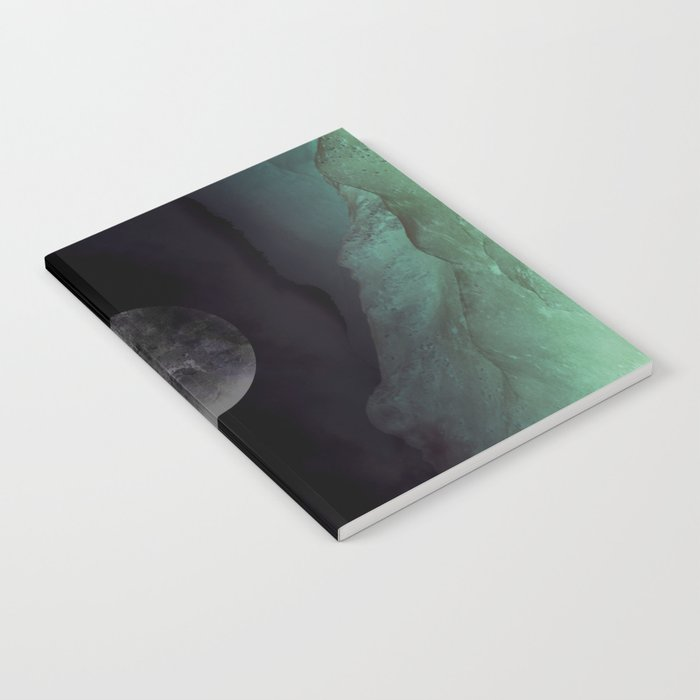 Mountain Nightmare Notebook
