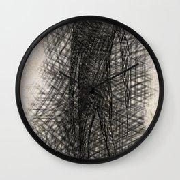 The Enderman  Wall Clock