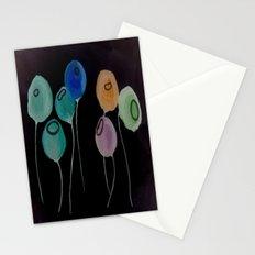 Dark Heart Stationery Cards